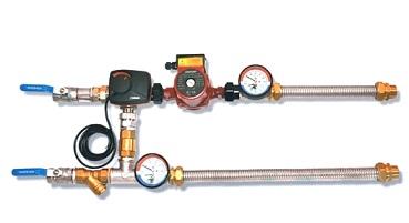 Узел управления теплообменником Подогреватель сетевой воды ПСВ 300-14-23 Тюмень